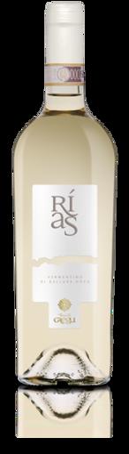Vino bianco Rias Vermentino di Gallura