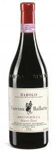 Vino rosso Barolo Bricco Rocca Riserva Tistot 2004
