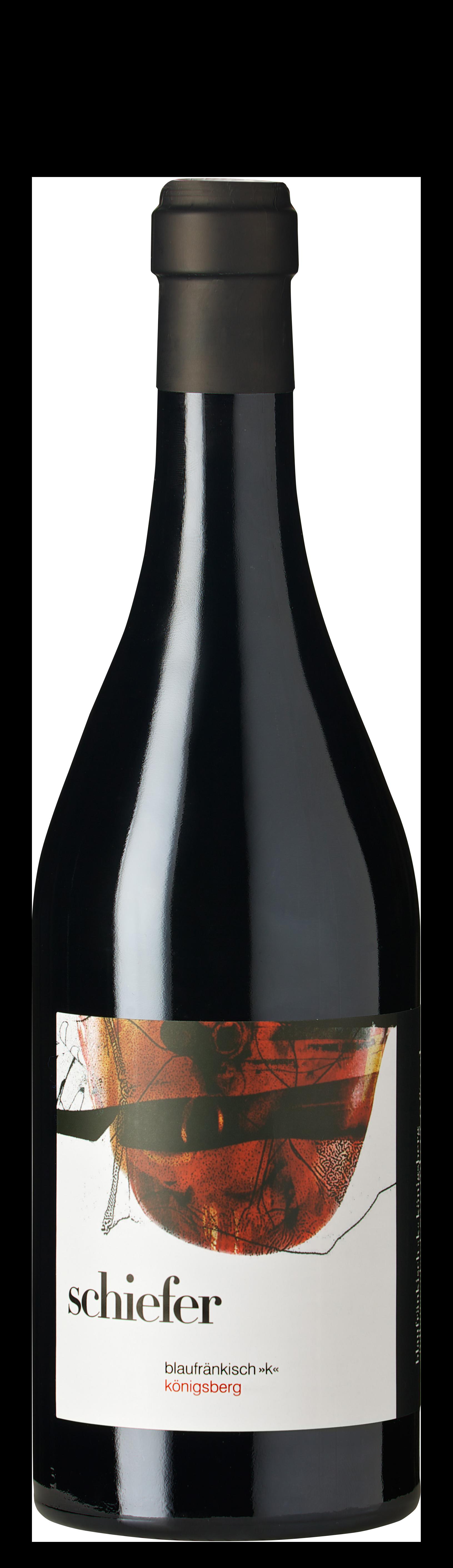 Vino rosso Blaufränkisch Konigsberg