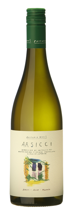Vino bianco Arsicci Verdicchio dei Castelli di Jesi Classico Superiore