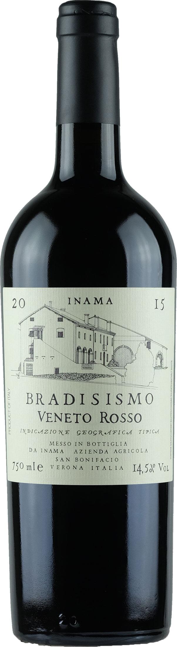 Vino rosso Bradisismo Veneto Rosso