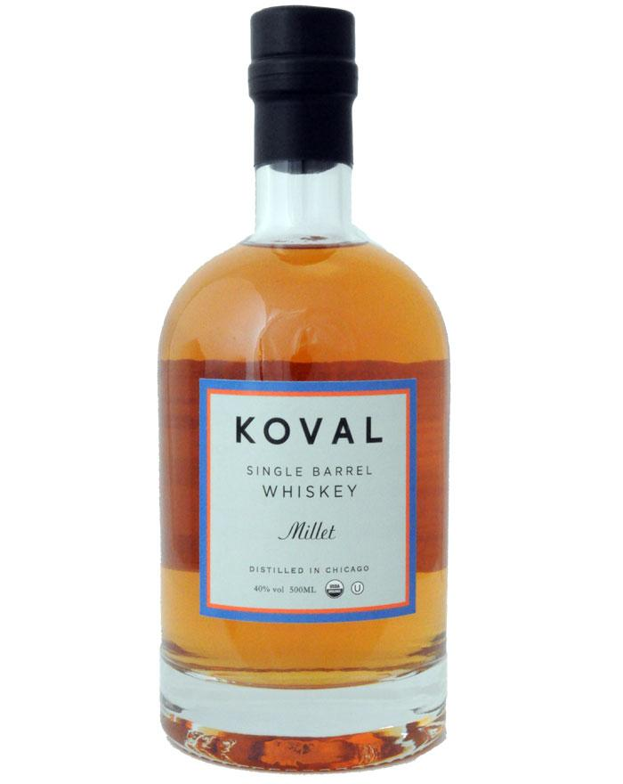Distillato Whiskey Millet Single Barrel Biologico Koval
