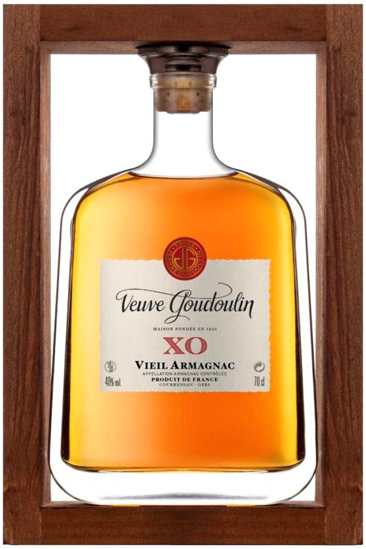 Distillato Bas Armagnac X.O. Brut de Fut Veuve Goudoulin
