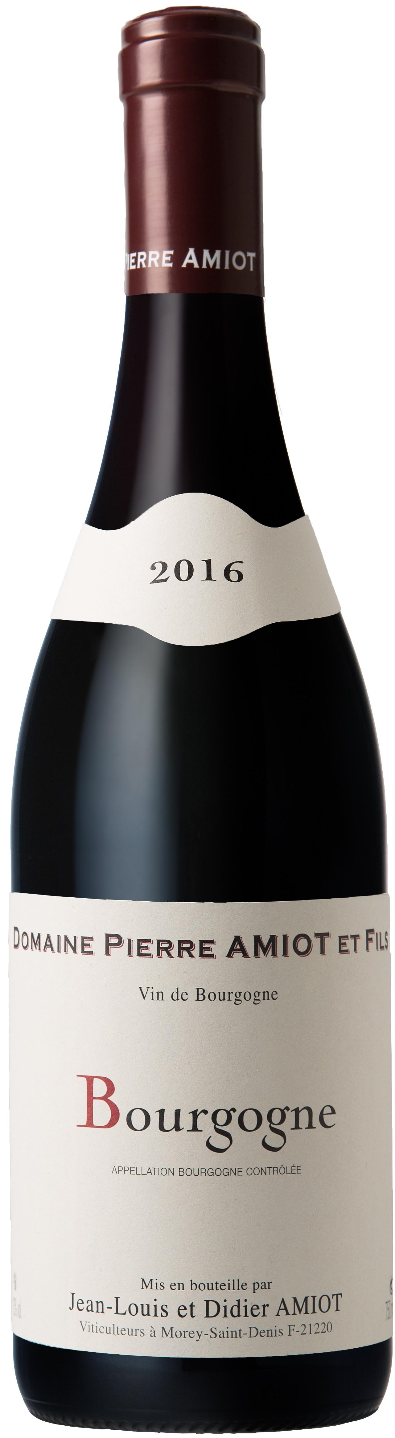 Vino rosso Bourgogne
