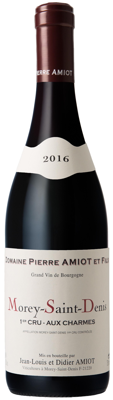 Vino rosso Morey Saint Denis Aux Charmes Premier Cru
