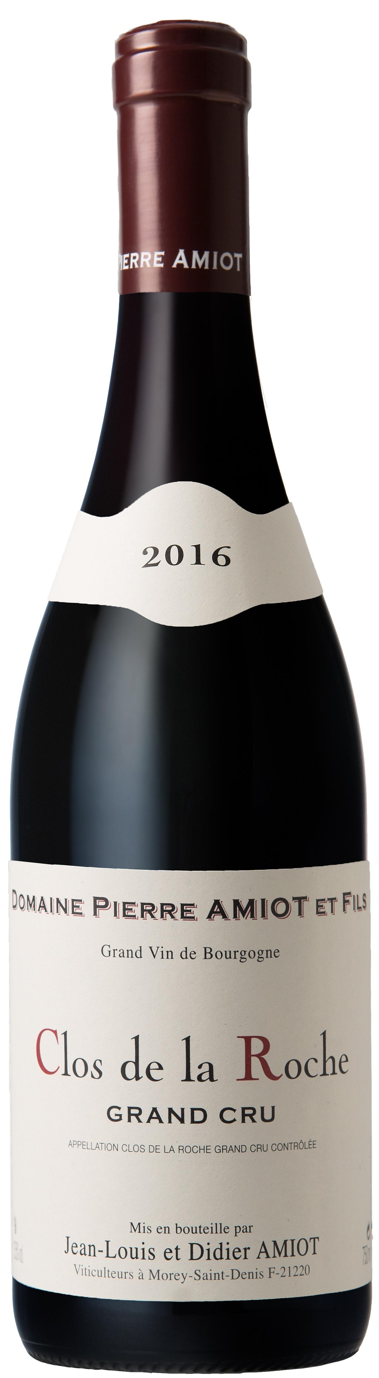 Vino rosso Clos de La Roche Grand Cru