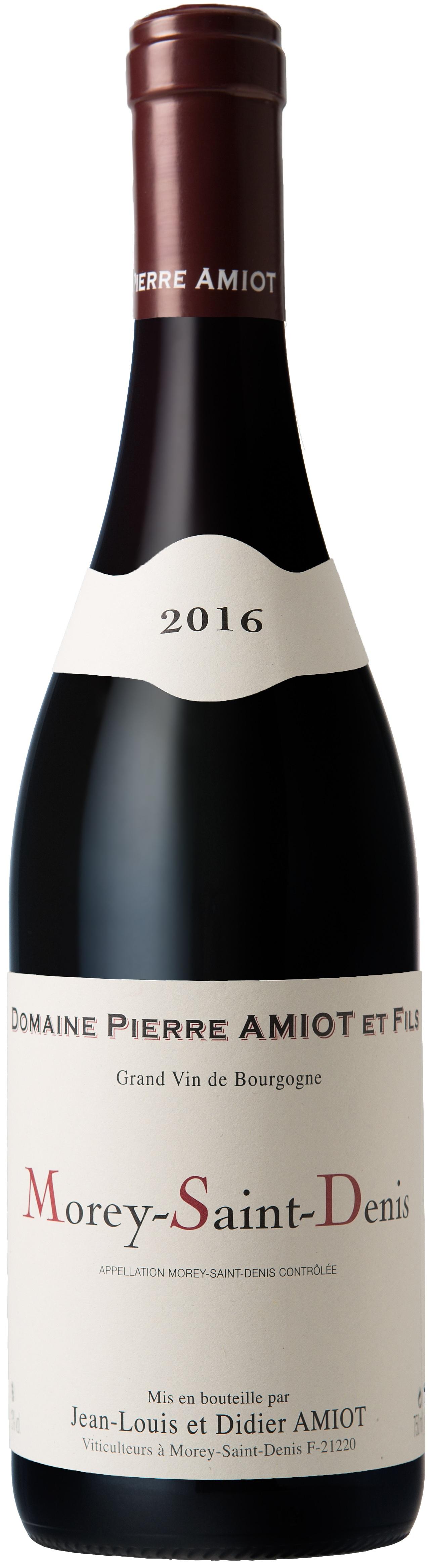 Vino rosso Morey Saint Denis