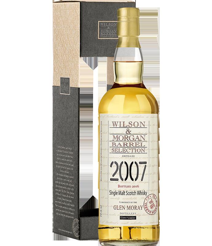 Confezione regalo Whisky Glen Moray Wilson & Morgan