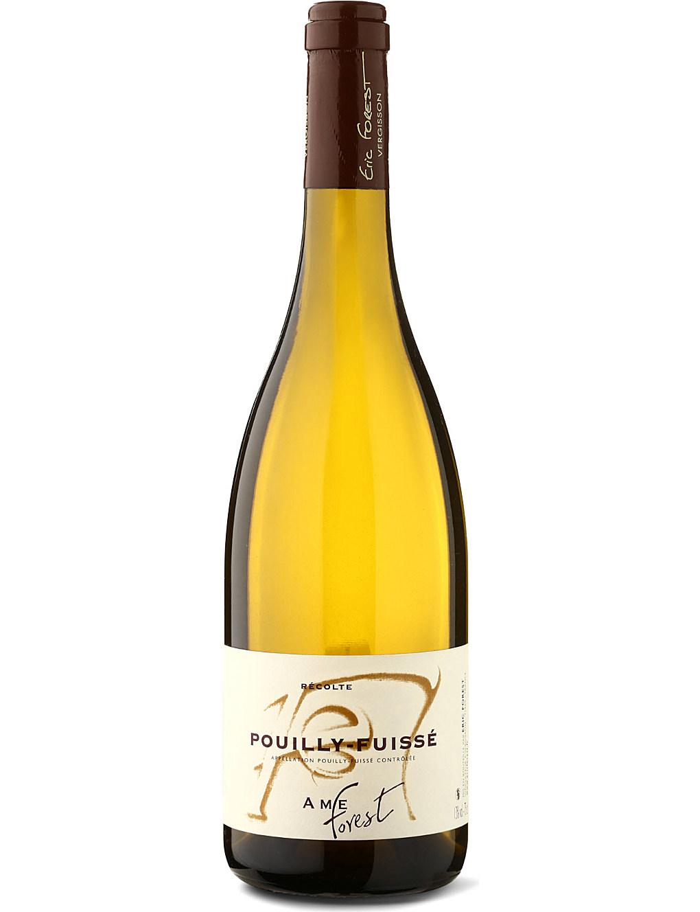 Vino bianco Pouilly-Fuissé ÂME Forest