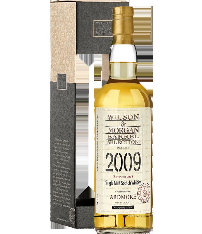 Confezione regalo Whisky Ardmore Wilson & Morgan