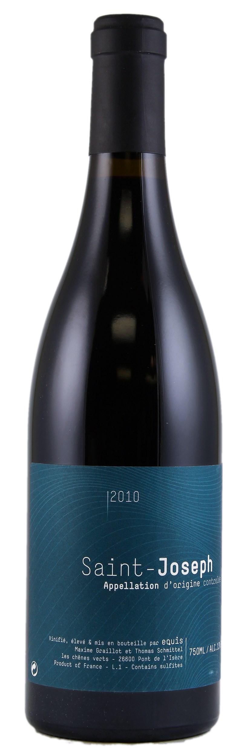 Vino rosso Saint-Joseph