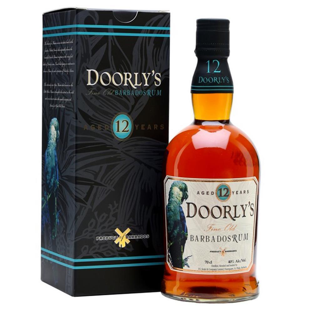 Distillato Rum Doorly's 12 anni Barbados Foursquare