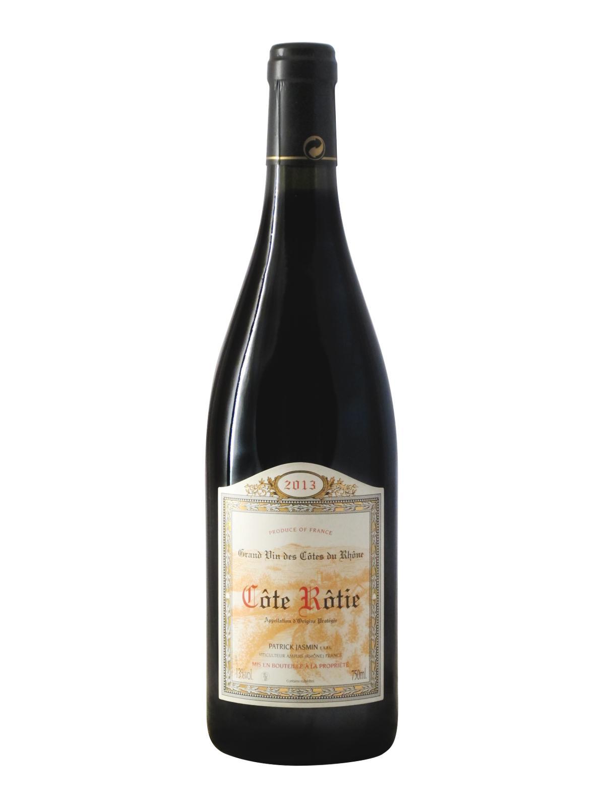Vino rosso Côte Rôtie Olea