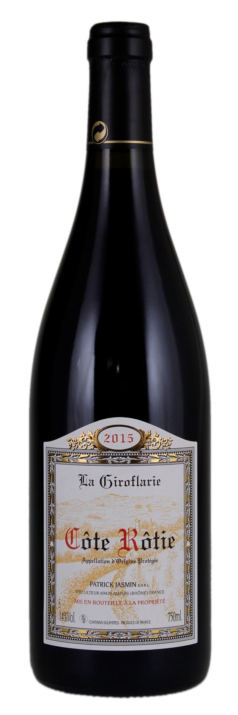 Vino rosso Côte Rôtie La Giroflarie