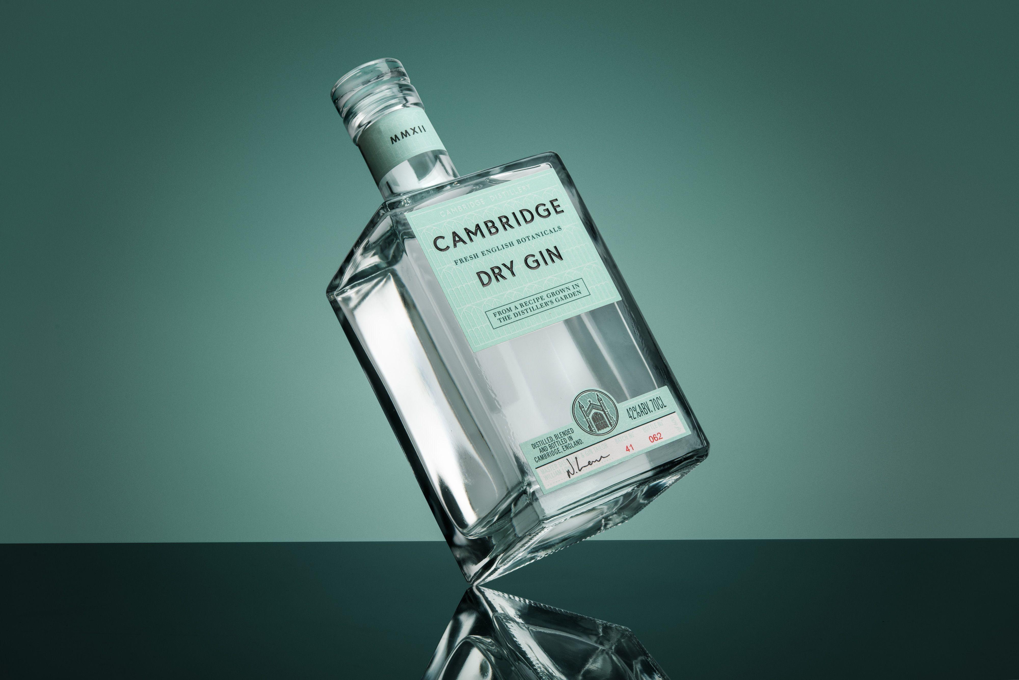 Distillato Cambridge Dry Gin Cambridge Distillery