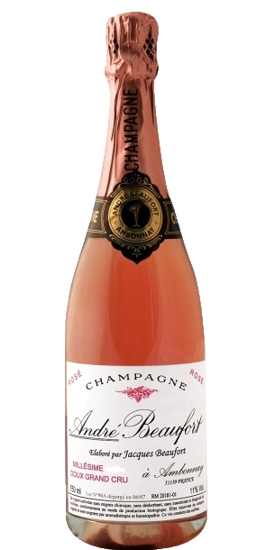 Vino rosso Ambonnay Doux Rosé Grand Cru