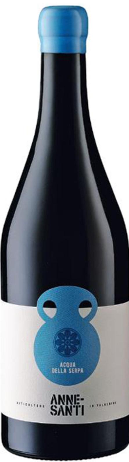 Vino bianco Acqua della Serpa Umbria