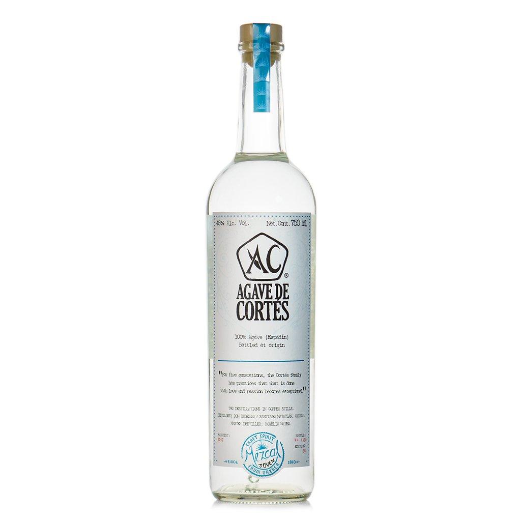 Distillato Mezcal Joven Artesanal Agave de Cortes