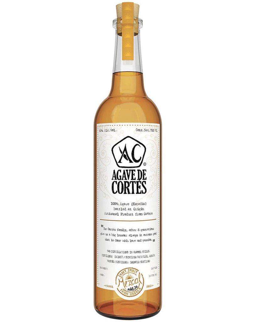Distillato Mezcal Artesanal Anejo Agave de Cortes