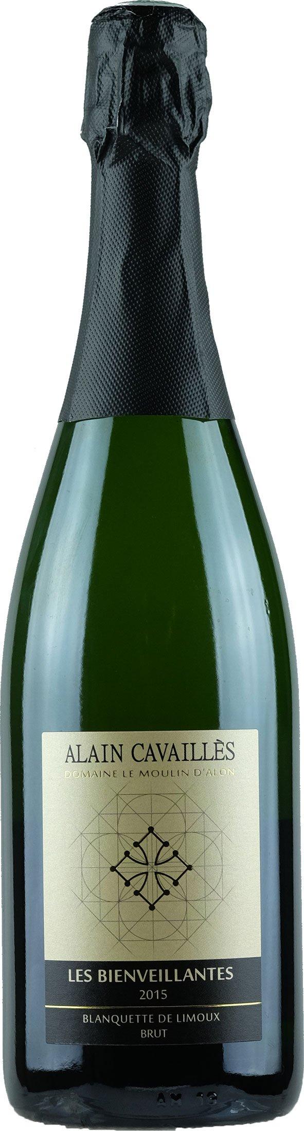 Vino spumante Blanquette de Limoux Les Bienveillantes