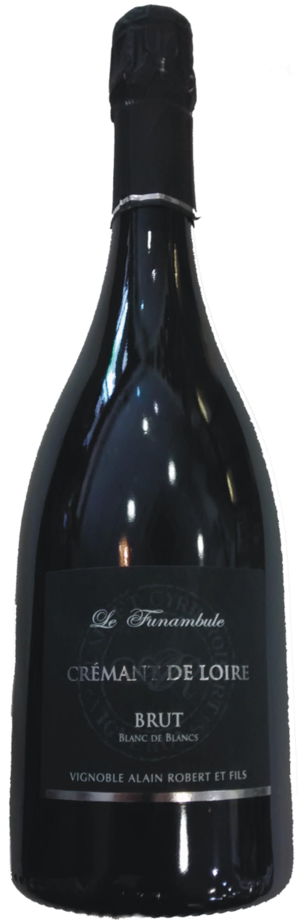 Vino rosso Crémant de Loire La Funambule Brut