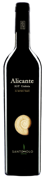 Vino rosso Alicante Umbria