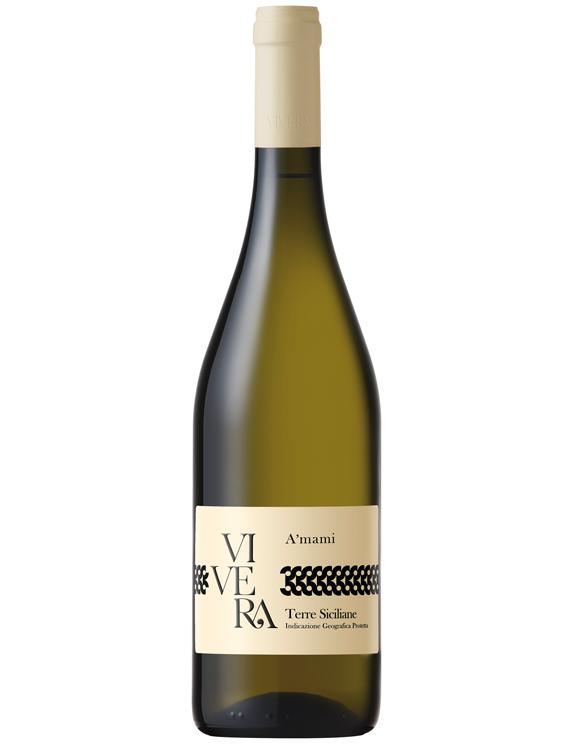 Vino bianco A' Mami Terre Siciliane