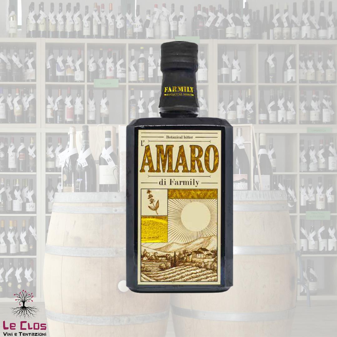 Distillato L'Amaro di Farmily