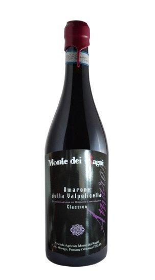 Vino rosso Amarone Classico della Valpolicella