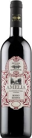 Vino rosso Amelia