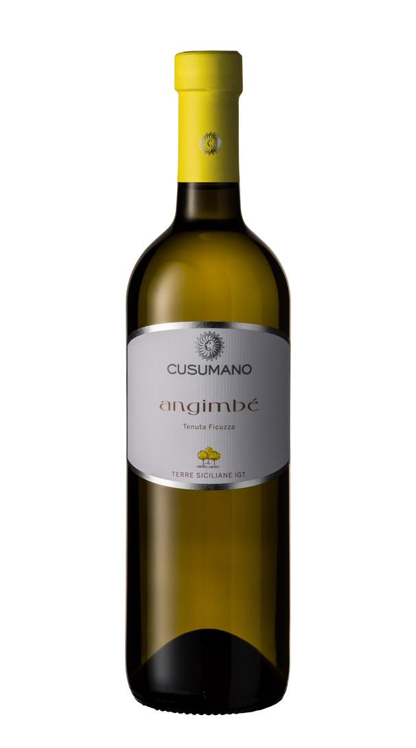 Vino bianco Angimbé Terre Siciliane