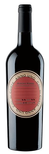 Vino rosso Anno Uno Marche Rosso