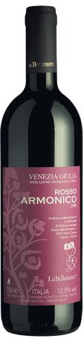 Vino rosso Armonico Rosso Venezia Giulia