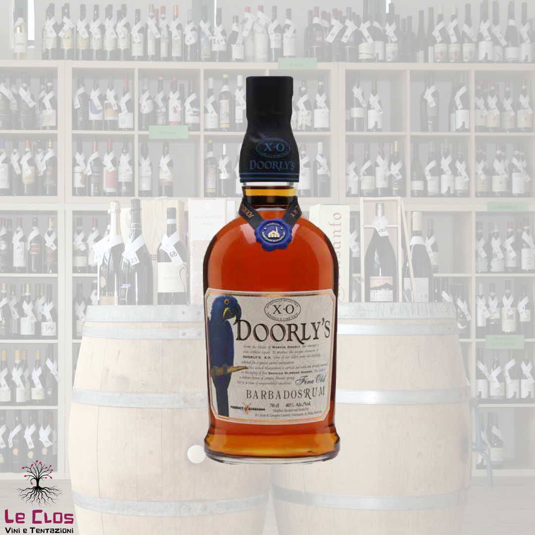 Distillato Rum Doorly's XO anni Barbados Foursquare