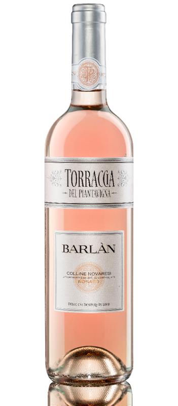 Vino rosato Rosato di Nebbiolo Barlàn