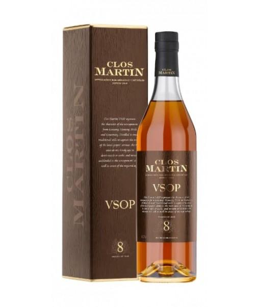 Confezione regalo Bas Armagnac VSOP 8 anni Clos Martin