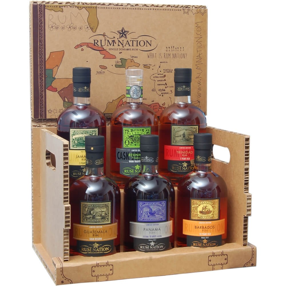 Distillato Bauletto Rum Nation: I Terroir del RUM
