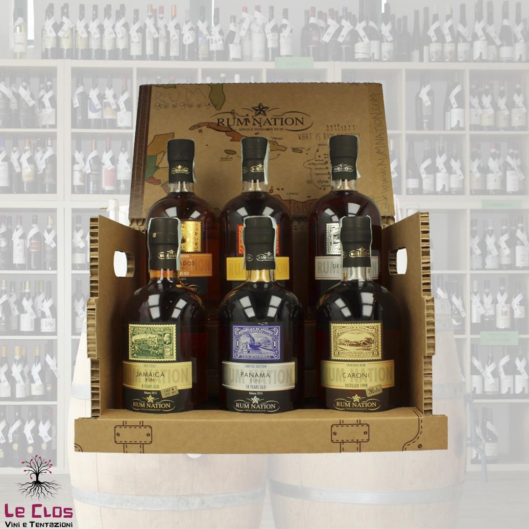 Distillato Bauletto Rum Nation: I Terroir del RUM