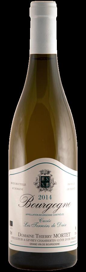 Vino bianco Bourgogne Blanc Les Terroirs de Daix