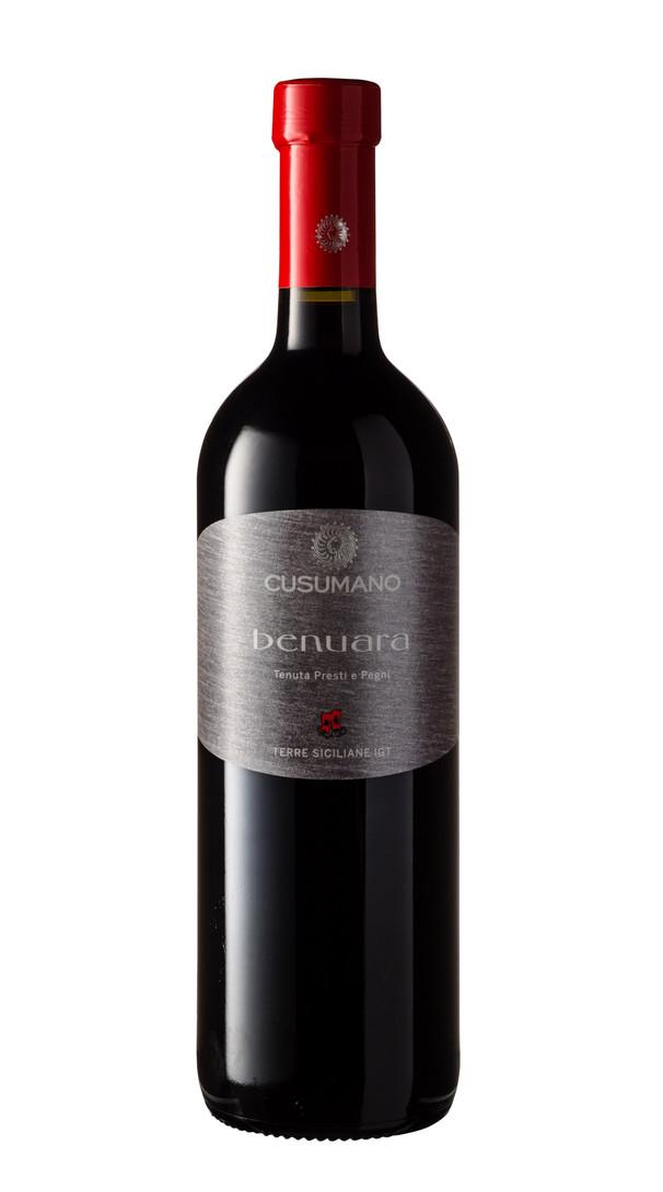 Vino rosso Benuara Terre Siciliane