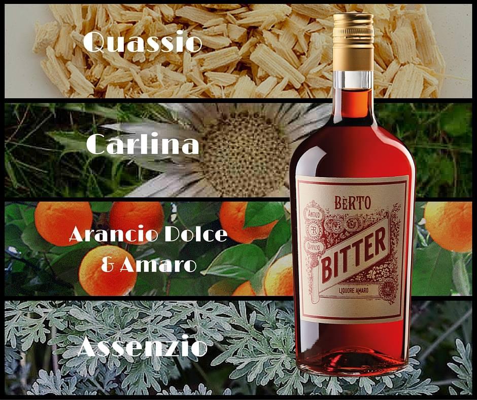 Distillato Bitter Berto Distilleria Quaglia