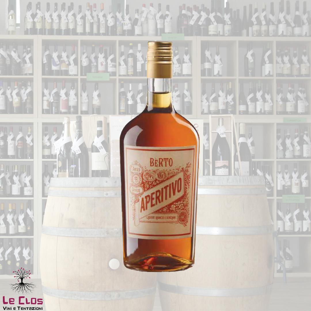 Distillato Aperitivo Berto Distilleria Quaglia