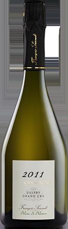 Vino champagne Champagne Blanc de Blancs Sillery Grand Cru