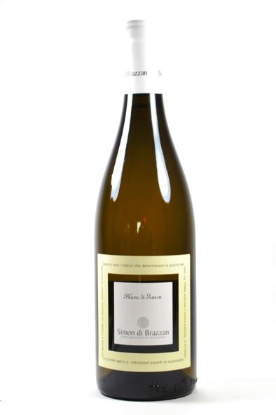 Vino bianco Blanc di Simon Metodo Tradizionale