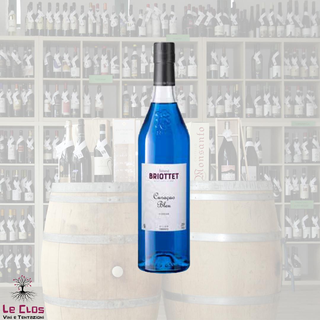 Distillato Curacao Bleu   Briottet