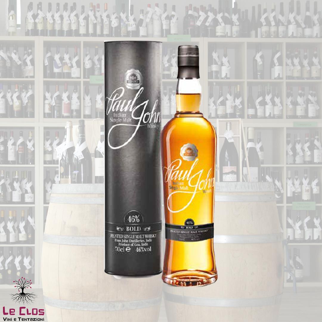 Distillato Whisky Bold Single Malt Paul John