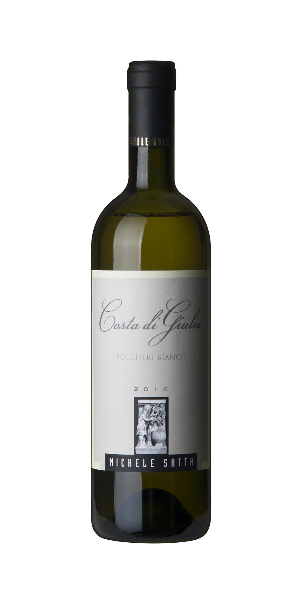 Vino bianco Costa di Giulia Bolgheri Bianco
