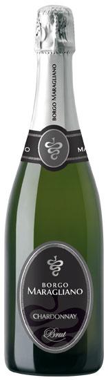 Vino spumante Chardonnay Brut Spumante
