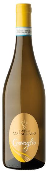Vino bianco Crevoglio Chardonnay