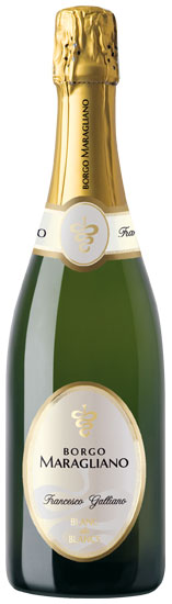 Vino spumante Francesco Galliano Blanc de Blancs